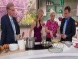 Cooking With 'Friends': Anne Burrell's Pasta Carbonara