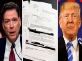 Comey Memos On Trump Meetings Released