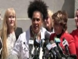 Cosby Accuser Claims Victory For Sexual Assault Survivors