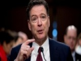 Comey Faces Scrutiny Over Professor Friend's Work At FBI