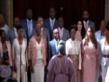 Choir Performs 'Stand By Me' At Royal Wedding