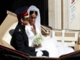 Crowds Cheer Royal Newlyweds Through Windsor