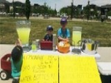 Charity Lemonade Stand Shut Down For Lack Of Permit