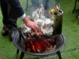 Campfire Cooking Tips From Chef David Burke
