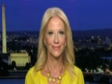 Counselor To The President Kellyanne Conway Shares Insight On 'Justice With Judge Jeanine.'
