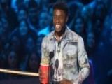 Chadwick Boseman Wins Big At 2018 MTV Movie & TV Awards