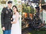 Couple Escapes House Fire On Morning Of Wedding