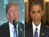 Comparing Trump And Obama's Immigration Agendas
