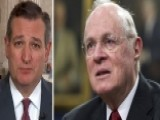 Cruz Wants A Strict Constitutionalist To Replace Kennedy