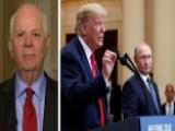 Cardin: Putin Heard What He Wanted To Hear From Trump