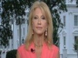 Conway On Manafort Trial, Possible Iran Meeting, Immigration
