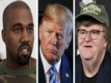 Celebrities Clash Over President Trump