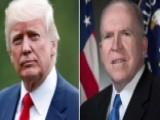 Clearance Showdown Between Trump And Brennan Intensifies