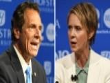 Cuomo, Nixon Clash At New York Gubernatorial Debate