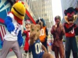 College Football Season Kicks Off With Mascot Competition