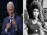 Clinton: Aretha Decided To Be Composer Of Her Own Life Song