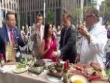 Chef David Burke's Tips For Labor Day Weekend Grilling