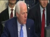 Cornyn To Dems: If This Was Court You'd Be Held In Contempt