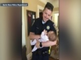 California Police Officer Adopts Baby From Homeless Woman