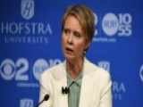 Cynthia Nixon Reveals Plan For Single-payer Health Care