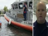 Coast Guard Captain Talks Deployments Responding To Florence
