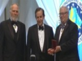 Chris Wallace Receives 'Tex' McCrary Journalism Award