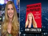 Coulter On The Left's Futile Fight Against Trump
