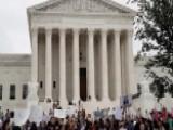 Crowds Grow In DC As Senate Prepares For Kavanaugh Vote