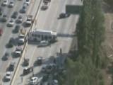 California Bus Crash Leaves 40 Injured