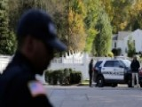 Clinton House In Chappaqua Swarmed By Security And Press