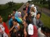 Caravan Increasing Distance Covered Per Day In Mexico