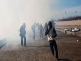 Controversy After Border Agents Clash With Caravan Migrants