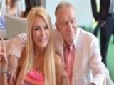 Crystal Hefner On Former Playmate Life, Marriage To Late Hugh Hefner