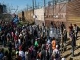 Caravan Migrants Moved From Shelter