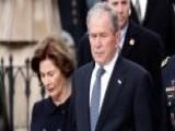 Chris Wallace On Bush 43's 'tremendous Personal Burden'