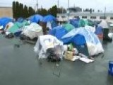 City Clearing Homeless Site To Make Room For New Encampment