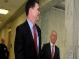 Comey Arrives On Capitol Hill For Second Round Of Questions