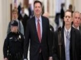 Comey Back On Capitol Hill For Second Closed-door Testimony