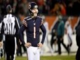 Chicago Bears' Cody Parkey After Missing Potential Game-winning Field Goal: 'I Feel Terrible'
