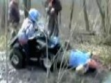 Dumbest Stuff On Wheels: When ATVs Attack!