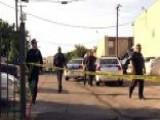 Dallas Teen Shot In Police Altercation