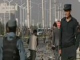 Deadly Car Bombing In Kabul
