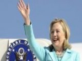 Doctors: Clinton Blood Clot Between Brain And Skull
