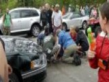 Dozens Injured In Virginia After Parade Car Crash