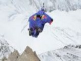 Daredevil Jumps Off World's Highest Peak