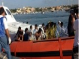 Dozens Dead After Migrant Boat Capsizes Off Italian Coast