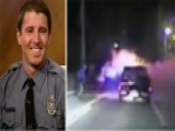 Daring Rescue: Cop Pulls Man From Burning Truck