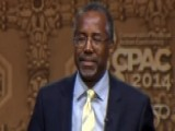 Dr. Ben Carson Speaks At CPAC