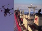 Drones Help Shipping Company Navigate Dangerous Waters