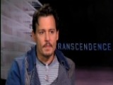 Depp: 'Transcendence' Tech Is Coming
